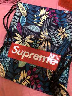 BNIP Supreme drawstring bag