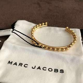 Marc by Marc Jacobs 金色手鐲 手鈪