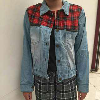 PRELOVED Jaket Denim