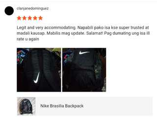 ✔✔BEST SELLER✔✔ Nike Brasilia Backpack