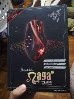 Razer Red Wraith Edition Gaming Mouse