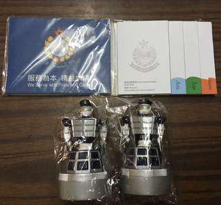 警隊紀念文具