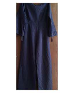 JUMPSUIT SABRINA BLUE NAVY