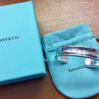TIFFANY & CO SS 1837 CUFF