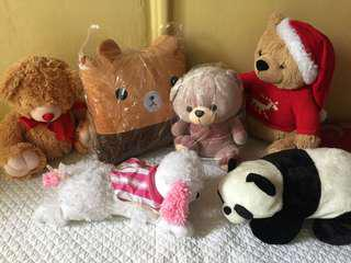 Stuffed Toys for Sale!