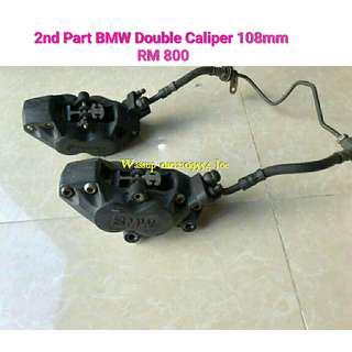 Pre Order BMW Double Caliper