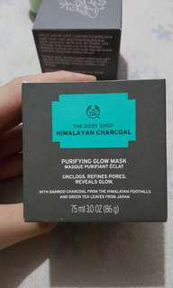 The body shop himalayan charcoal baru asli