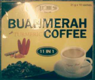 Turmeric Coffee ( Luyang Dilaw )