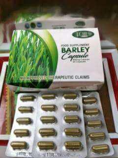 Barley Capsules