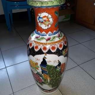花瓶,可以插花,美觀,漂亮,現貨,完好無缺,送禮,開店擺設,擺件,便宜賣,陶瓷,古董,裝飾品,送禮,開店