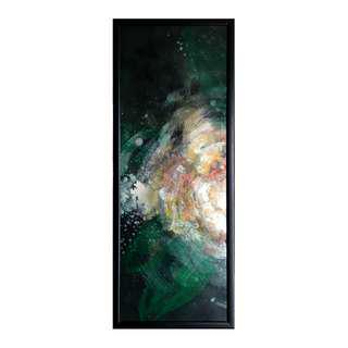 "Wall Decoration / Painting / ""Burst #4"""