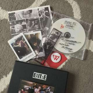 WINNER EXIT:E