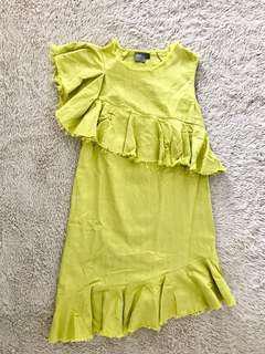 ASOS Dress w/ Frills
