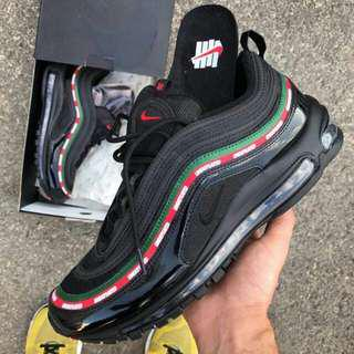 Nike Airmax 97 undefeated