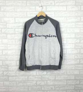 CHAMPION BIG LOGO  SWEATER