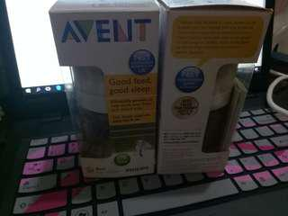 Avent feeding bottles 4oz