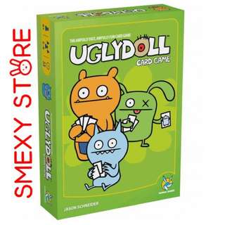 Ugly Doll card game