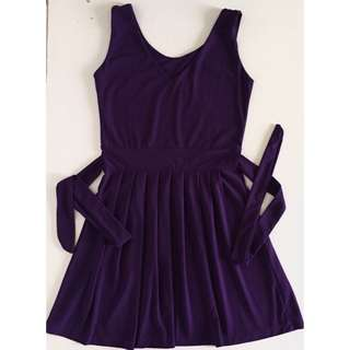 Dark Purple Formal Dress