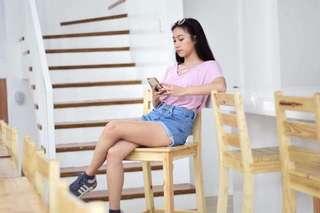 Millenial Pink Shirt