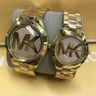 Michael Kors MK3650 Slim Runway Watch