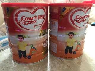 🆕牛欄牌3號奶粉900g 購買於萬寜