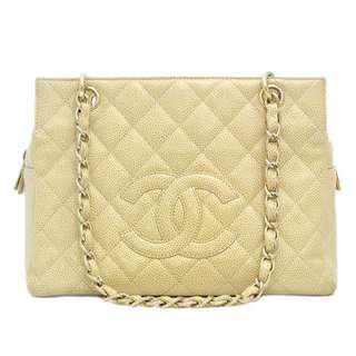 Authentic CHANEL Petite Timeless Tote Bag