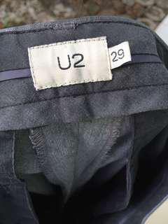 Celana Bahan U2 (mirip the executive)