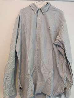 Ralph Lauren Shirt blue