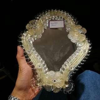 Vintage Venetian Mirror #GOGOVAN50