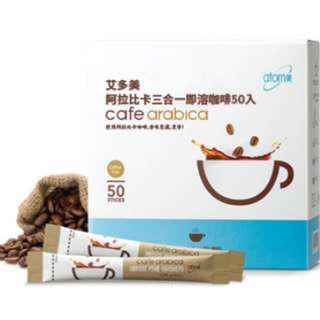 阿拉比卡三合一即溶咖啡