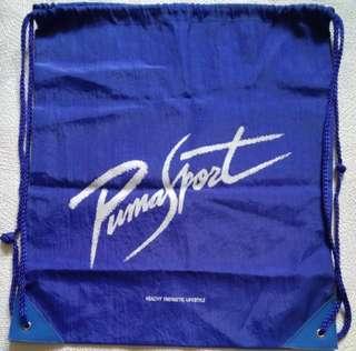 Puma Canvas Bag / Backpack 大索繩帆布袋或背包
