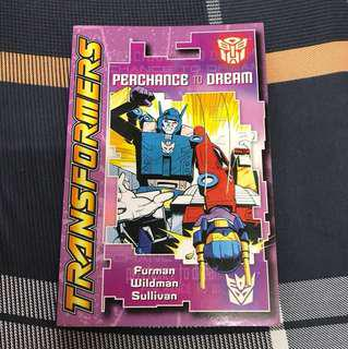 Transformers: Penchance to Dream