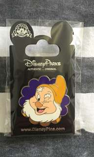 小矮人-disney pin迪士尼襟章