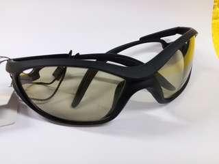 HK$15/1PC ~ 工廠貨尾, 清貨全新NAKAMURA男女裝中性太陽眼鏡, New Sports Sunglasses