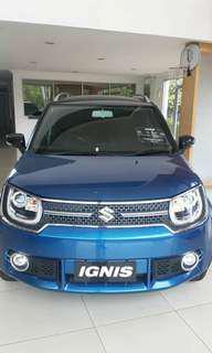Suzuki Ignis Tdp 8 Jt paket karyawan
