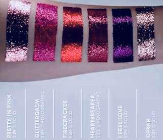 Lit cosmetics glitter firecracker size #3