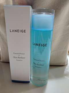 BN (Sealed) Laneige Skin Refiner Sensitive