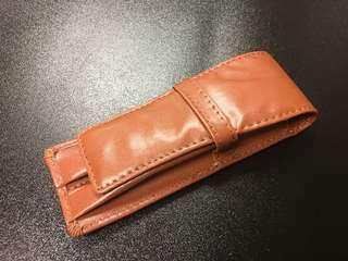 Double pen case / pouch