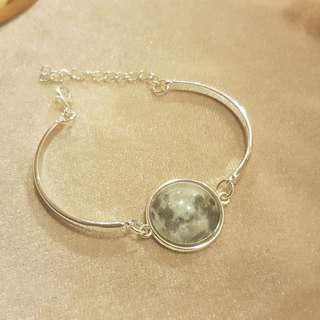 Moon Bracelet - Glow in the dark
