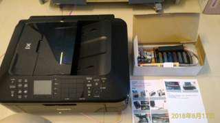 Canon mx886 printer & ink 連續供墨