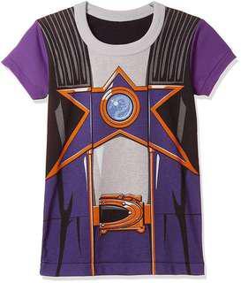 <日本直送 現貨: 120碼> 宇宙戰隊 天龍司令變身 halloween 萬聖節T Shirt