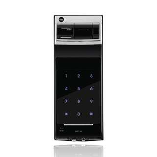 Yale Digital Lock One-touch Fingerprint Verification Method