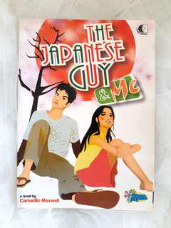 "The Japanese Guy & Me"" Novel by Camarillo Maxwell"