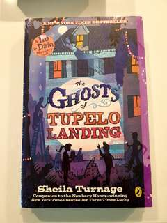 🚚 Brand new *Sealed* The Ghosts of Tupelo Landing by Sheila Turnage