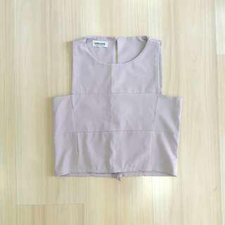 Lilac crop top #seppayday