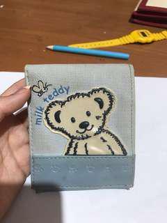 dompet anak milk teddy #maucoach
