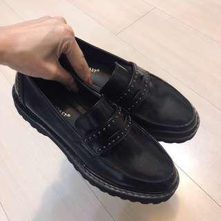 歐美品牌GreenCoast真皮大頭娃娃鞋 39號