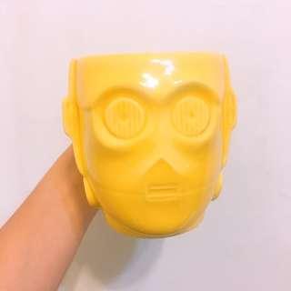 🚚 星際大戰3D立體馬克杯 C-3PO款