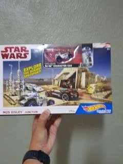 Hot Wheels Star Wars: Mos Eisley Junction