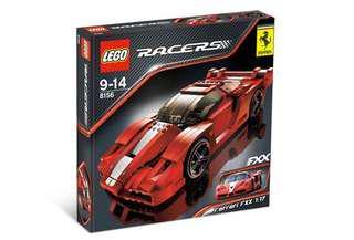 全新Lego 8156 Ferrari FXX (1:17)